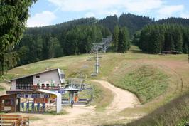 Tanvaldský Špičák v létě (externí link)